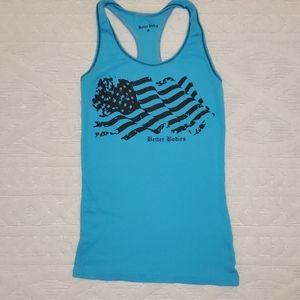 Better Bodies Ribbed Tank